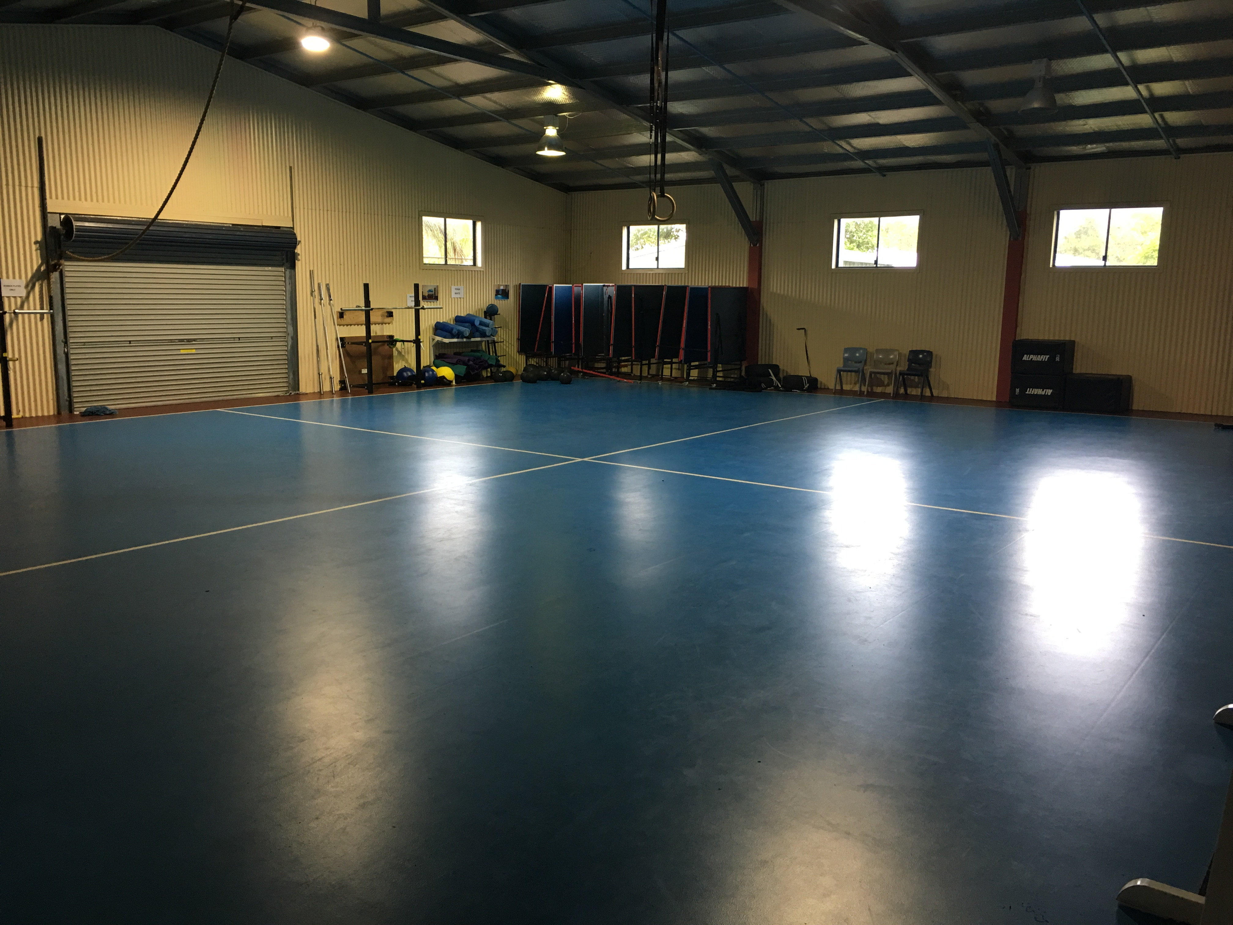 School Gym - Circuit Area 2